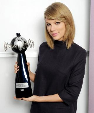 Taylor Swift Named the World's Most Successful Artist of 2014