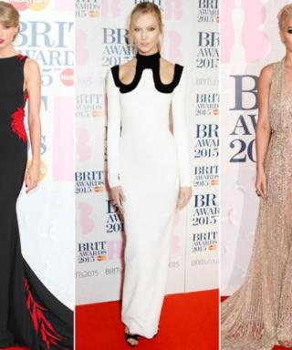 See All the Best Looks from the 2015 Brit Awards Red Carpet