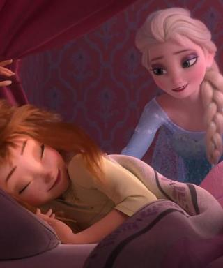 Elsa and Anna Are Back in the First Trailer for the Frozen Fever Short