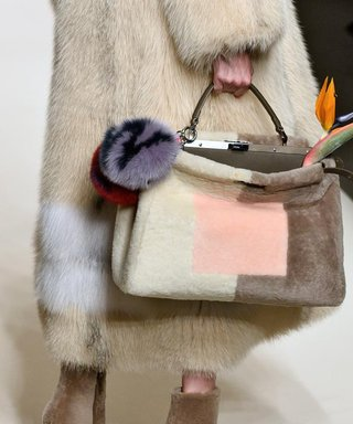 Accessory of the Day: Fendi Bag Buggies at #MFW