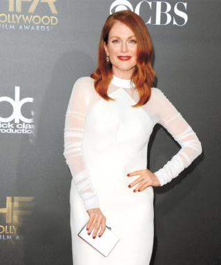 Julianne Moore Proves That Great Style Has No Age