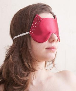 What's Right Meow: Take a Catnap with These Sweet Sleep Masks from Julia Wine