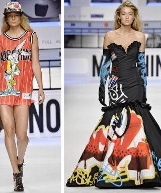 Runway Looks We Love: Moschino