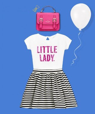 Kate Spade's Sugary Sweet Children's Line Has Arrived