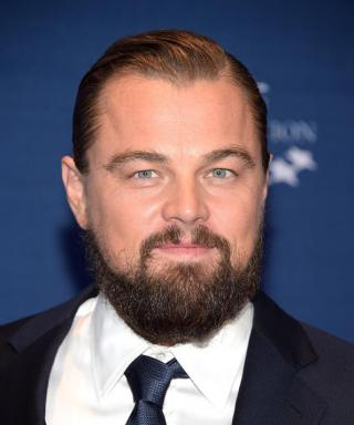 Say Cheese! Leonardo DiCaprio Takes His Selfie Stick on a Tour of N.Y.C.
