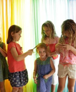 Margherita Missoni Launches Bohemian Chic Kid's Collection