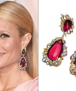 #RocksMyWorld: Exclusive Photos of the Most Colorful Jewels Ever Worn at the Oscars