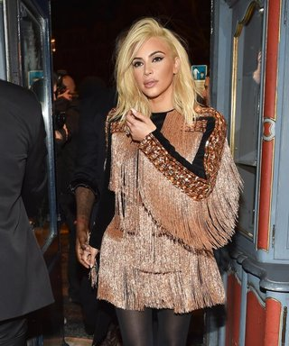 Want Platinum Blonde Hair Like Kim Kardashian? Get the Details Straight from Her Colorist!