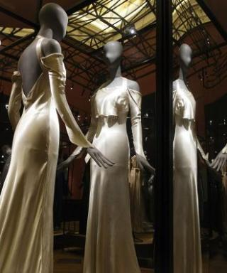 New Paris Exhibit on Jeanne Lanvin Illustrates the French Designer's Exquisite Elegance