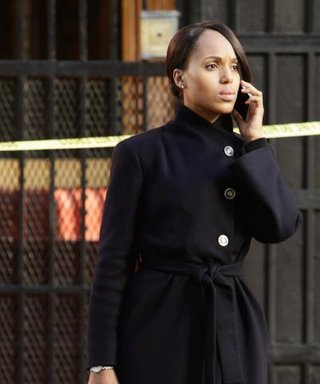 All the Details On Olivia Pope's Unusual Outfit from Last Night's Scandal
