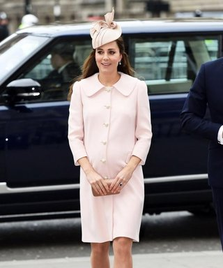 Did Kate Middleton Just Reveal the Gender of Her Baby with Her Latest Outfit?