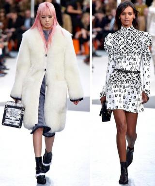 Runway Looks We Love: Louis Vuitton