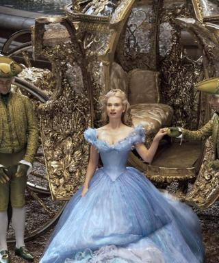 Cinderella's Costume Designer Spills the Secrets Behind Making This Fairytale a Reality