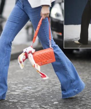 3 Flared Looks That Will Make You Ditch Your Skinny Jeans