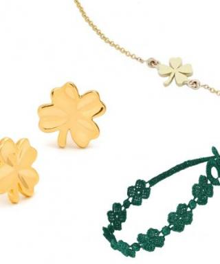 Lucky Charms! Shop Jewelry Pieces for St. Patrick's Day (and Beyond)