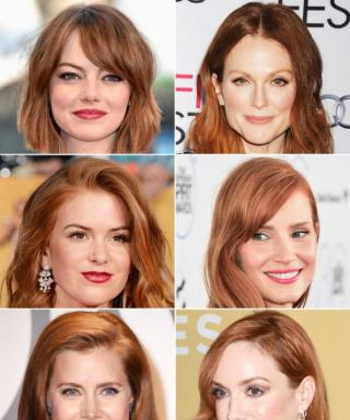 Natural or Not? Hollywood's Hottest Redheads