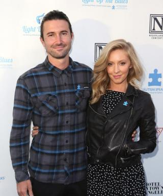 Brandon and Leah Jenner Are Expecting Their First Child
