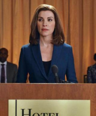 The Good Wife Work Outfit Inspo of the Week: Skip the Necklace