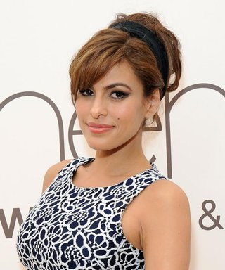 Find Out Eva Mendes's Strategy for #Flawless Makeup in Five Minutes Flat