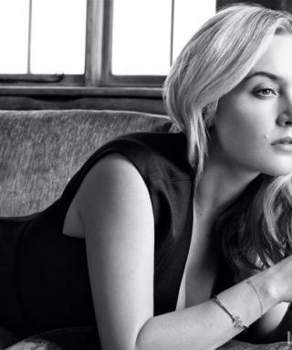 Get a Sneak Peek of Our Interview with April Cover Star Kate Winslet