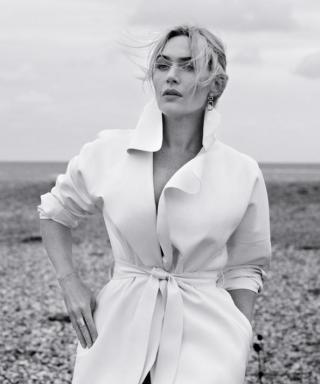 Fun Fact! Kate Winslet Brought Her Own Shoes to Our Cover Shoot