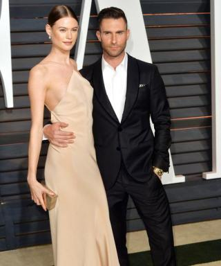 16 Times Adam Levine Was Behati Prinsloo's Best Accessory