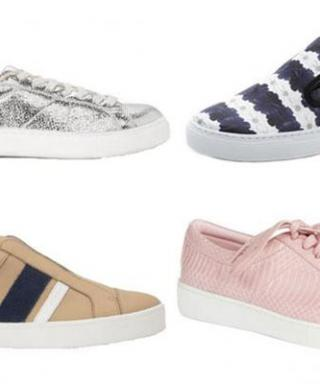 Put Some Spring in Your Step with the Freshest Sneakers of the Season