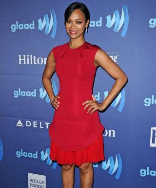 Zoe Saldana on Loving Her Post-Baby Body and the One Thing She Can't Wait to Wear Again