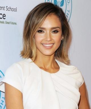 Jessica Alba Discusses Women's Empowerment, Her Inspiration, and a New Collaboration