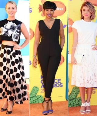 Kids' Choice Awards 2015: See All the Best Looks!