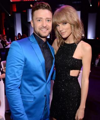 Taylor Swift and Justin Timberlake Are Instant BFFs at the iHeartRadio Music Awards