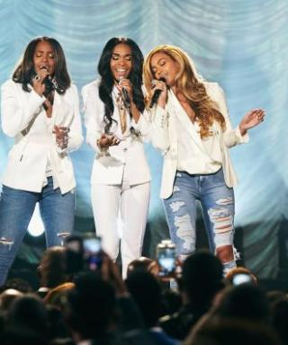 Destiny's Child Reunites for a One-Song Performance at the Stellar Gospel Music Awards