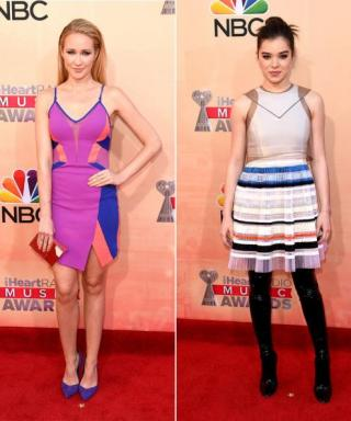 Hailee Steinfeld and Anna Camp Give Us the Inside Deets on Pitch Perfect 2