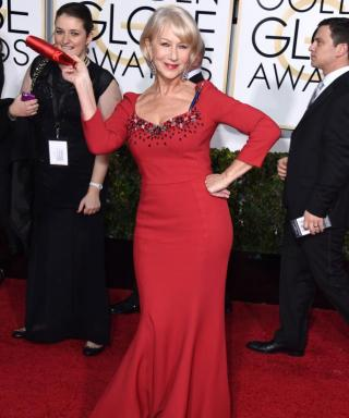 All Hail the Queen! Proof That Helen Mirren Is Red Carpet Royalty