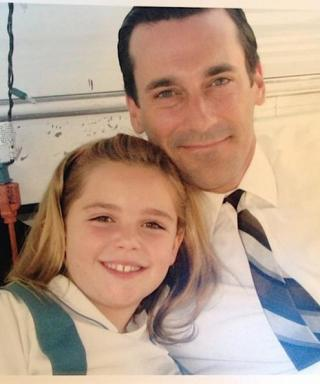 Kiernan Shipka Commemorates the Last Season of Mad Men with Some Throwback Pics of the Cast