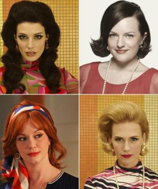 See the Hottest Mad Men Hairstyles---On You!