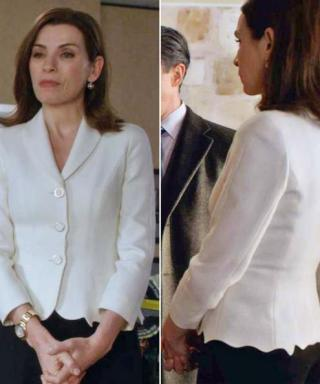 The Good Wife Work Outfit Inspo of the Week: Look for Small Details