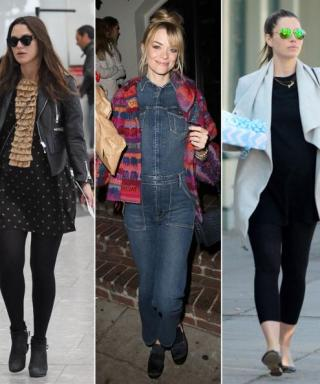 Keira, Jaime, Jessica: See the Latest Everyday Looks from the Most Stylish Pregnant Stars