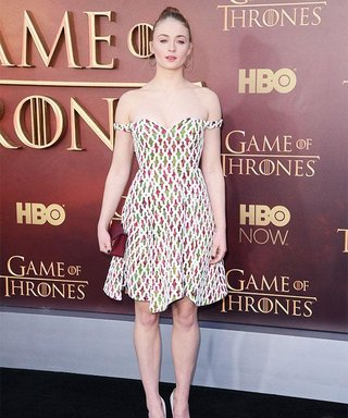 "Game of Thrones Star Sophie Turner: ""The Red Carpet Freaks Me Out!"""