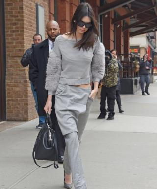 Kendall Jenner Wears a Skirt-Pant Hybrid, and Here's How You Can Pull It Off Too
