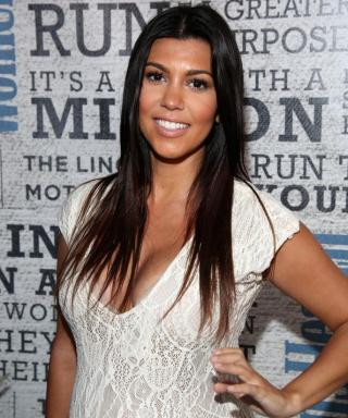 Kourtney Kardashian Shares the First Photo of Her Baby Boy Reign Aston Disick