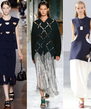 How to Wear One of Spring's Trickiest Trends: Unexpected Cutouts