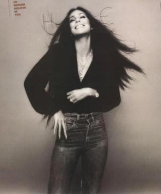 We're Inspired by Cher's Timeless Jeans
