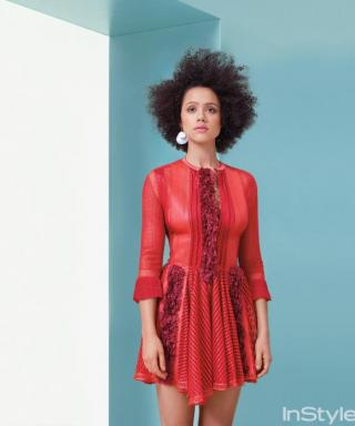 Go Behind the Scenes of Our Shoot With Furious 7 Star Nathalie Emmanuel