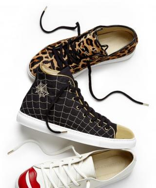 Charlotte Olympia Drops First-Ever Sneaker Collection