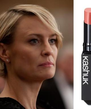Get Claire Underwood's Signature Lipstick for Less Than $12