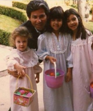 The Holiday Weekend's Best Celeb Instagrams, Including Kim Kardashian's Easter Throwback