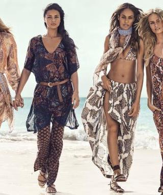 See the Supermodel Dream Team Starring in H&M's Summer Campaign