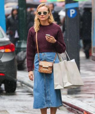 The 10 Best Button-Front Denim Skirts