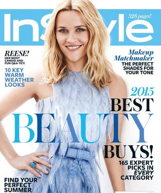 Reese Witherspoon Wows (and Charms) Inside the May InStyle